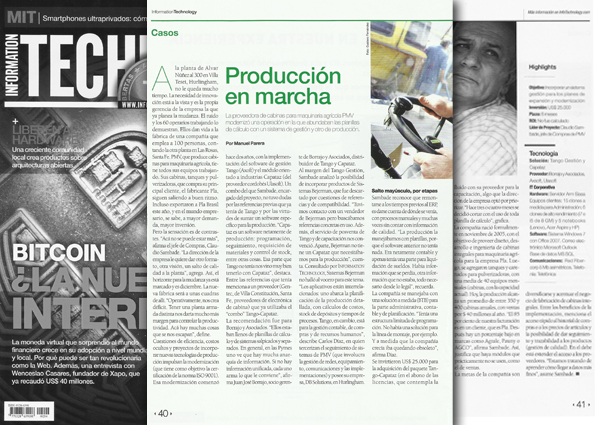 Revista InfoTechnology