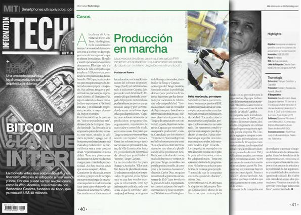 Revista InfoTechnology