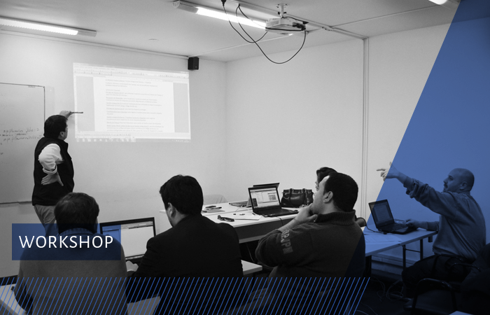 Workshop 2015 Consultores CAPATAZ Software