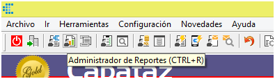 Administrador de Reportes